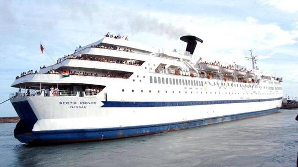 Sri Lanka quiere renovar servicio de ferry entre Colombo y Tuticorin