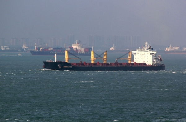 Star Bulk vende el buque M:V Star Mega