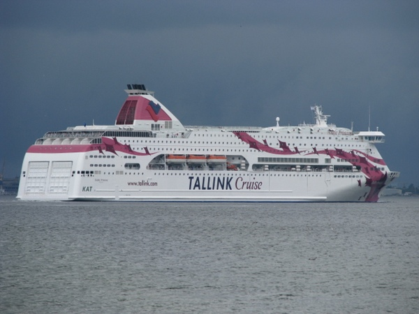 Tallink Group consigue financiación para nuevo transbordador