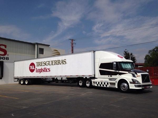Tresguerras Logistics celebra su 80º aniversario