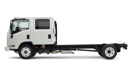 camion de cabina baja de chevrolet 4500