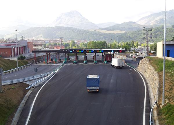 peaje-Guipuzcoa