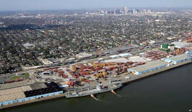 puerto nueva orleans