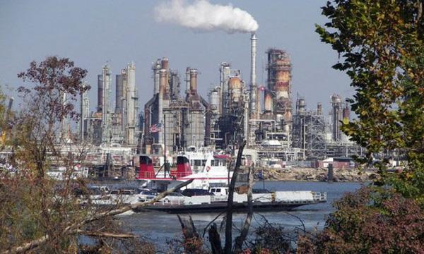 refineria chalmette
