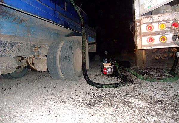 robo-combustible