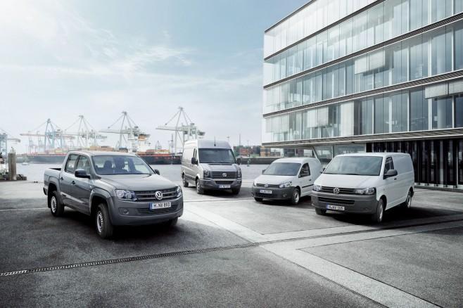 vehiculos comerciales volkswagen