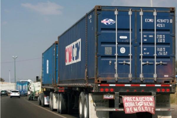 100.000 camiones son robados cada año en México