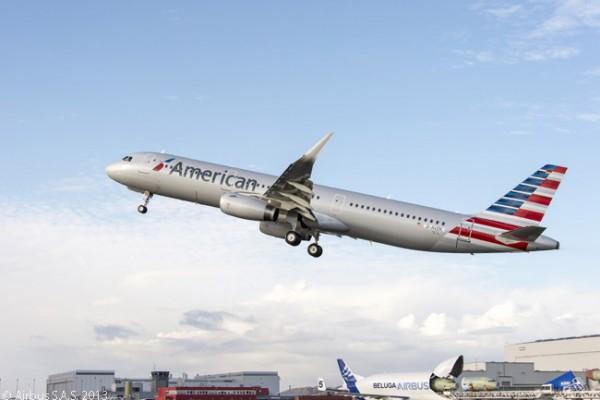 avión American Airlines