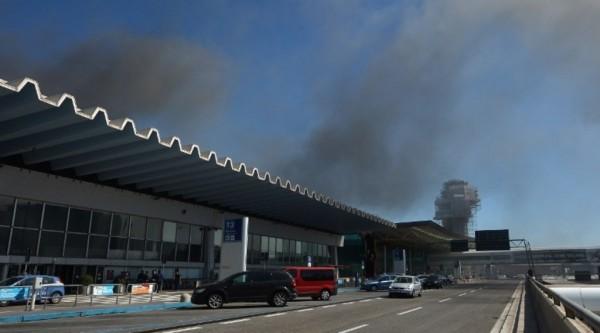 Incendio-Fiumicino