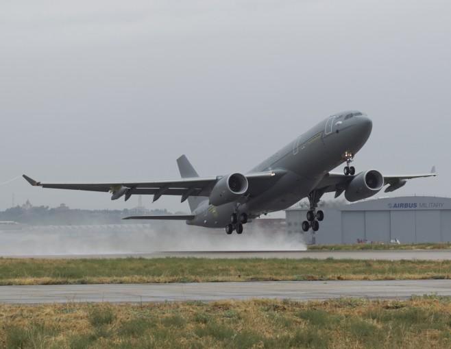 A330 Airbus-pista