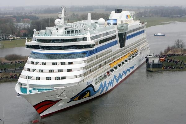 AIDA refuerza la presencia de arte en sus buques