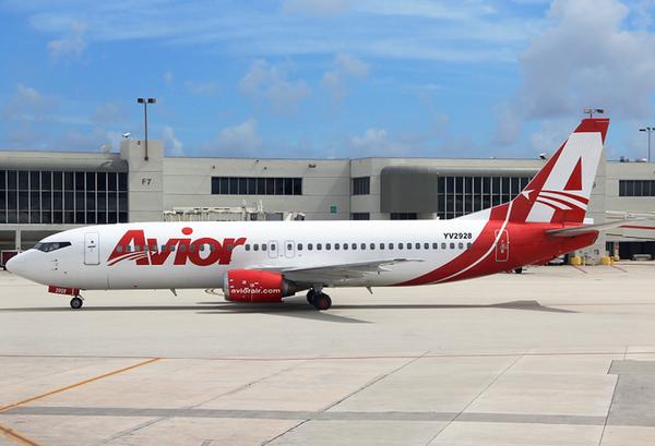 Aerolínea Avior ampliará su flota con nuevos aviones