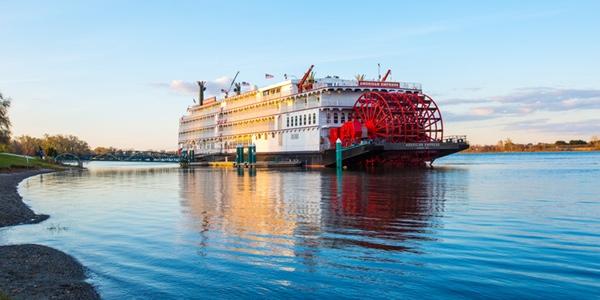 American Queen Steamboat Company anuncia nuevas travesías