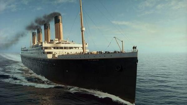 Astilleros construyen dos réplicas del Titanic