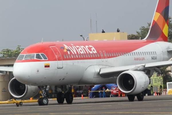 Avianca aumenta su volumen de pasajeros en junio