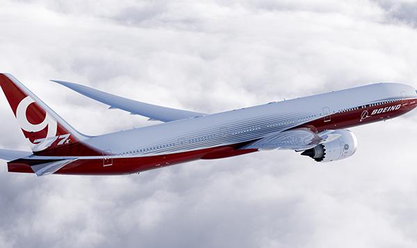 Boeing-B777X