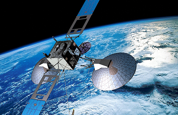 Boeing-satelite