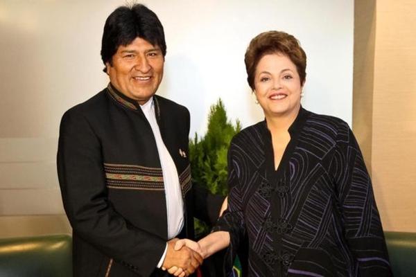 Bolivia tendrá salida al Atlántico