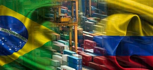 Brasil y Colombia refuerzan su cooperación comercial