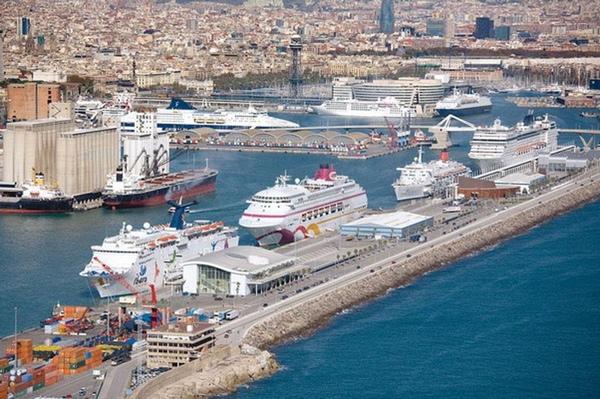Carnival Corporation construirá nueva terminal en Barcelona