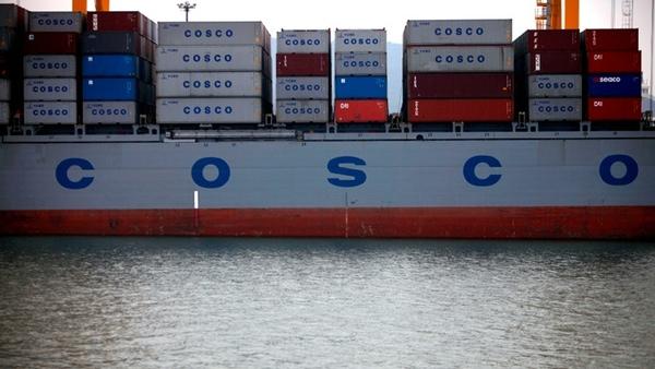 China COSCO obtiene subvención para desguazar buques