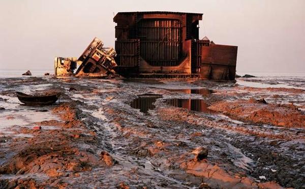 China amplía su programa de desguace de buques