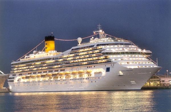 Costa Cruceros tendrá presencia en Dubái en la temporada de invierno