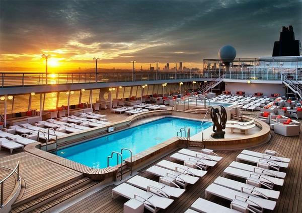 Crystal Cruises es considerado el mejor operador de cruceros