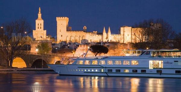 Demanda de cruceros fluviales crece en España