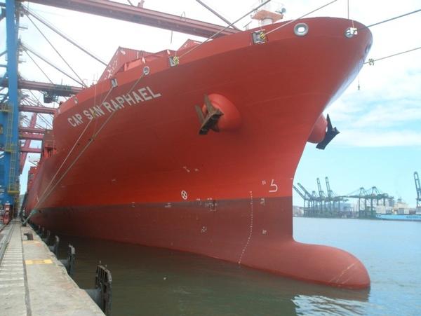 Diana Containerships amplía su capacidad