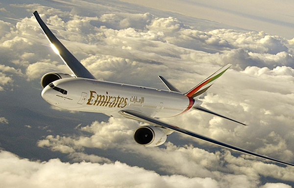 Emirates-avion