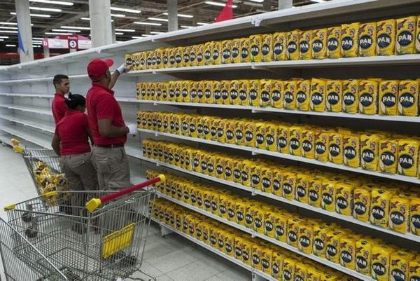 Expertos creen que habrá más desabastecimiento de alimentos en Venezuela