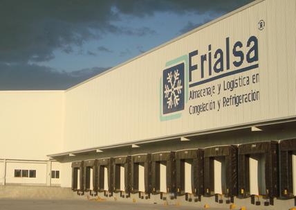 Frialsa inaugura centro de distribución