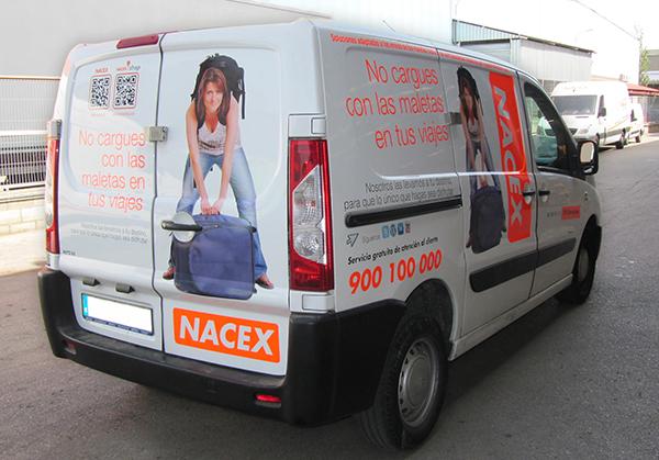 Furgoneta-Nacexpromo