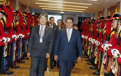 Honduras y Corea del Sur refuerzan su cooperación