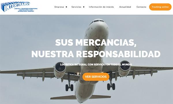 Intertransit-pagina-web