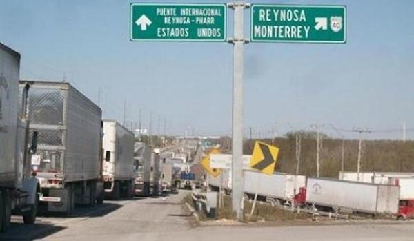 México agiliza el tráfico fronterizo