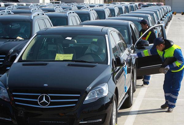 México es de los mayores exportadores de vehículos a China