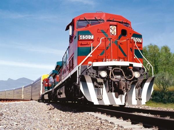 México mejora su red de ferrocarril