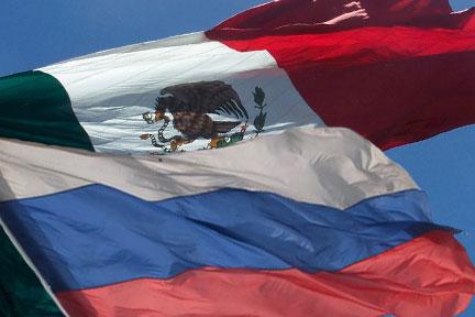 México quiere aumentar importaciones y exportaciones a Rusia