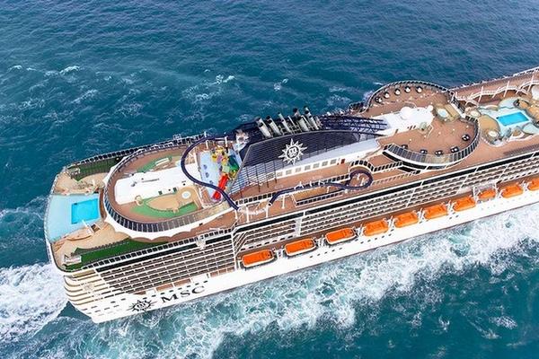 MSC Cruceros seguirá sin visitar Túnez