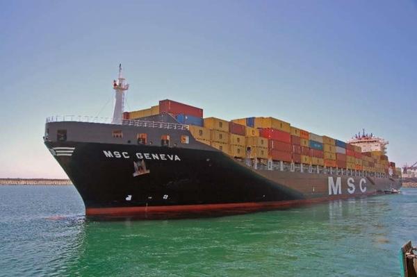 MSC Geneva vuelve a estar operativo