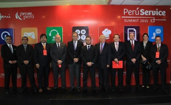 Perú Service Summit da cita a más de 1.000 ejecutivos
