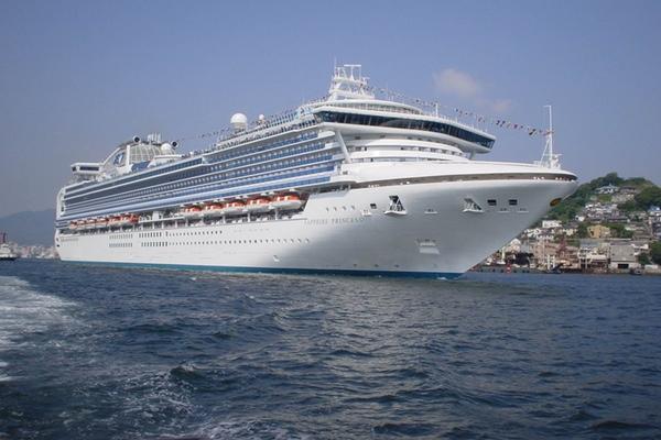 Princess Cruises inaugura un Whisky Bar
