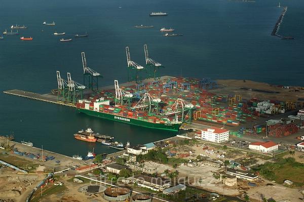 Puertos de Panamá han crecido durante el primer semestre