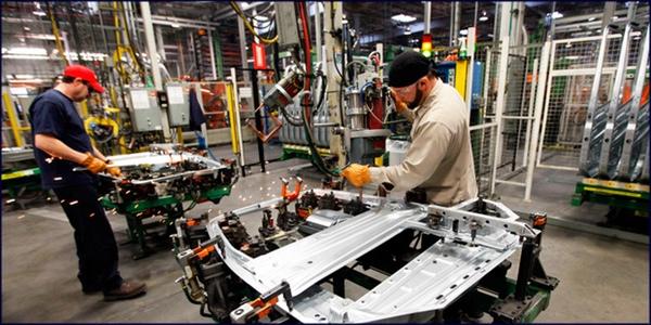 Sector industrial mexicano se desploma