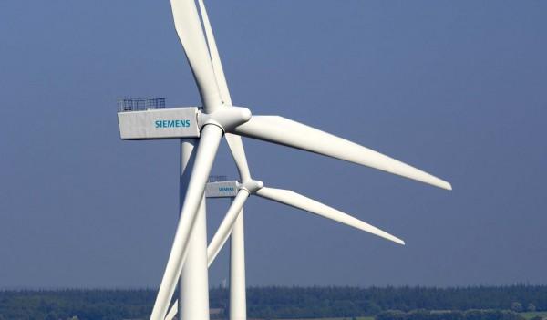 Siemens quiere participar en el mercado eólico latinoamericano
