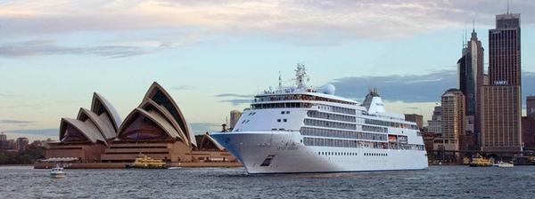 Silversea anuncia vuelta al mundo en 2017