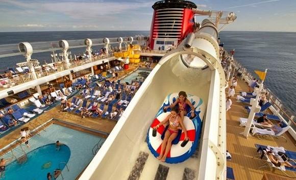 Viajeros eligen las mejores actividades en cruceros
