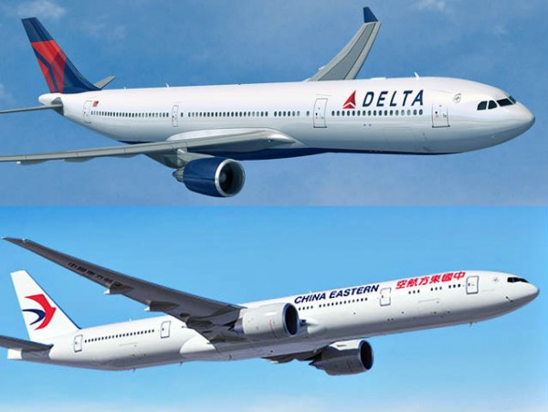 Delta-China-Eastern